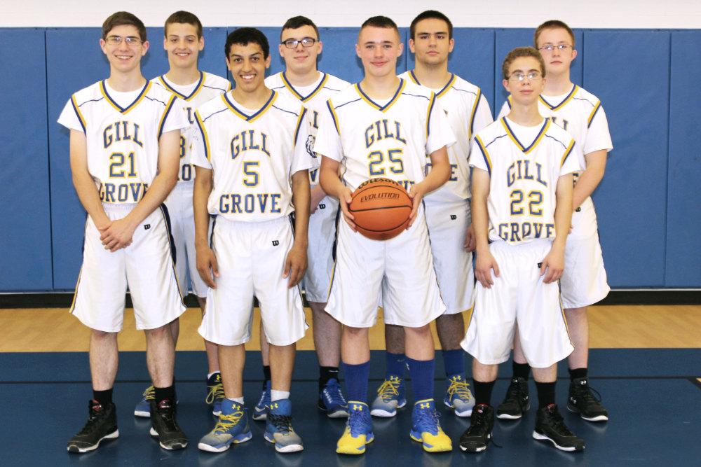 Gill Grove Varsity Basketball