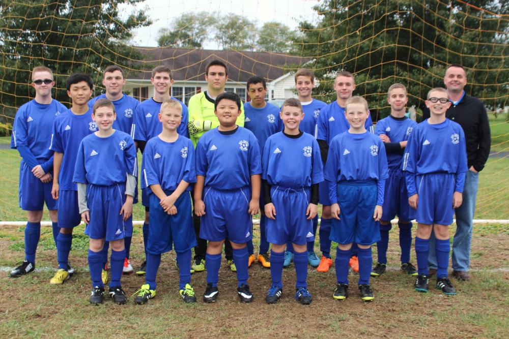 Gill Grove Soccer