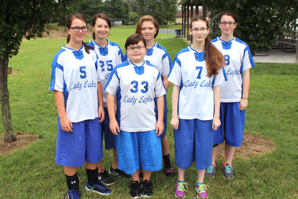 Gill Grove Volleyball